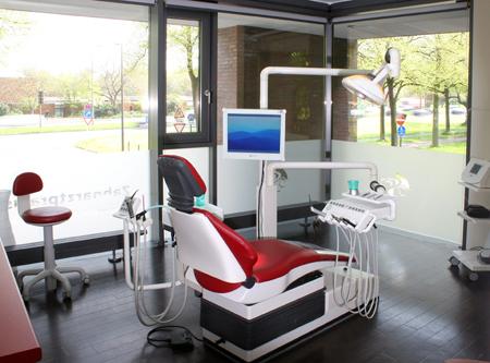 Behandlungsstuhl Zahnarzt