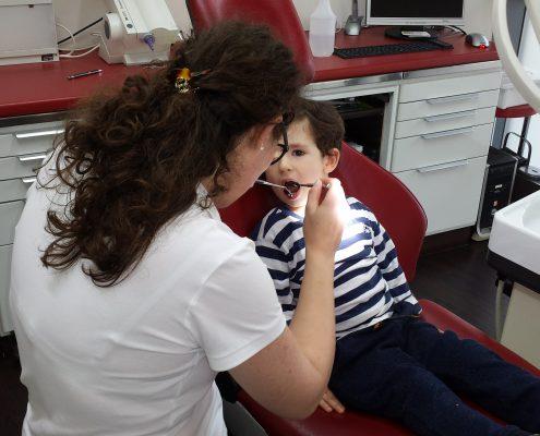 Kontrolle Kinderzahnheilkunde 02