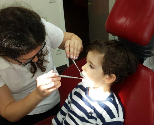 Kontrolle Kinderzahnheilkunde 01